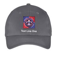 Port & Company® Six-Panel Twill Cap with NYLT Logo