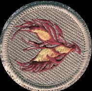Blazing Phoenix Patrol Patch