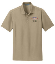 Port Authority® Dry Zone Polo with Scout Me In Corporate Logo