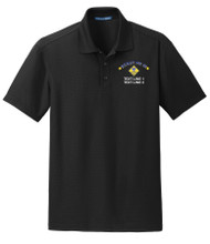 Port Authority® Dry Zone Polo with Scout Me In Cub Scout Logo