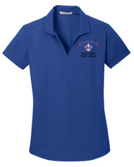 Port Authority® Ladies Dry Zone Polo with Scout Me In Corporate Logo