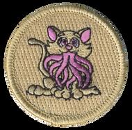 Cat Octopus Patrol Patch