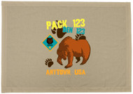Custom Bear Den Flag (SP4921)