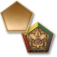 Wood Badge® Values Medallion- DISCONTINUED