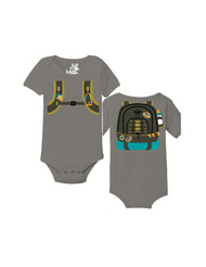 Baby Backpack Bodysuit (SP4727)