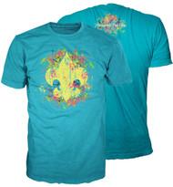 Fleur-de-lis Splatter T-shirt (SP 4599F/4600B)