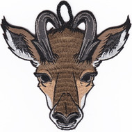 Antelope Head Critter Patch