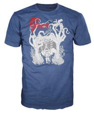 Hiker and Bridge T-shirt