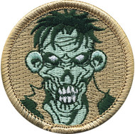 Official Licensed Zombie Patrol Patch