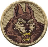Official Licensed Werewolf Patrol Patch