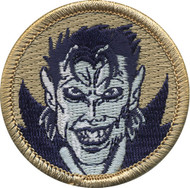 Official Licensed Vampire Patrol Patch