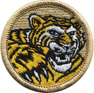 Official Licensed Tiger Patrol Patch
