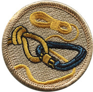 Official Licensed Carabiner Patrol Patch