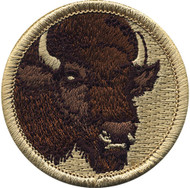 Official Licensed Buffalo Patrol Patch