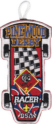 Wolf Racer Patch - Flag