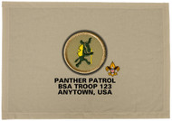 Custom Pedro Patrol Patch Flag (SP3218)