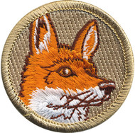 Official Licensed Fox Patrol Patch