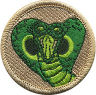 Official Licensed Cobra Patrol Patch