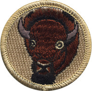 Buffalo Patrol Patch