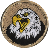 Official Licensed Bald Eagle Patrol Patch