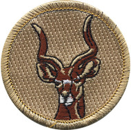 Official Licensed Antelope Patrol Patch