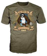 Custom Wood Badge Bobwhite Patrol T-Shirt (SP3250)