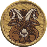 Official Licensed Premium Ram Patrol Patch