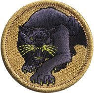 Official Licensed Premium Panther Patrol Patch