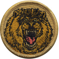 Official Licensed Premium Lion Patrol Patch