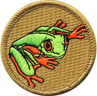 Official Licensed Premium Frog Patrol Patch