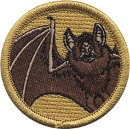 Official Licensed Premium Bat Patrol Patch