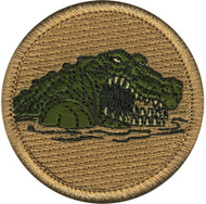 Official Licensed Premium Gator Patrol Patch
