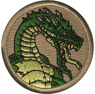 Official Licensed Premium Dragon Patrol Patch