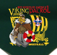 Custom Digitally Printed Viking Patrol Neckerchief (SP2798)