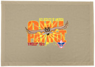 Custom Owl Patrol Flag (SP2881)