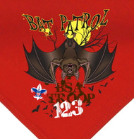 Custom Bat Patrol Neckerchief (SP2780)