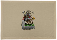 Custom Knight On Horse Patrol Flag (SP2720)