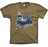 Custom Shark Patrol T-Shirt (SP2776)