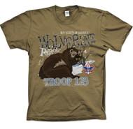 Custom Wolverine Patrol T-Shirt (SP2775)