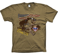 Custom Frontiersman Patrol T-Shirt (SP2807)