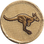 Kangaroo Patrol Patch