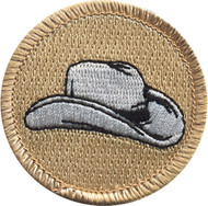 Cowboy Hat Patrol Patch