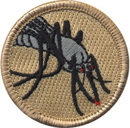 Mosquito Patrol Patch