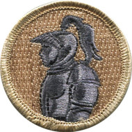 Knight Patrol Patch