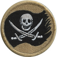 Official Licensed Jolly Roger Patrol Patch