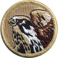 Official Licensed Falcon Patrol Patch