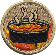 Official Licensed Dutch Oven Patrol Patch