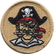 Pirate Patrol Patch