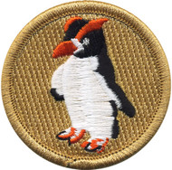 Official Licensed Penguin Patrol Patch