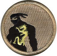 Official Licensed Ninja Patrol Patch